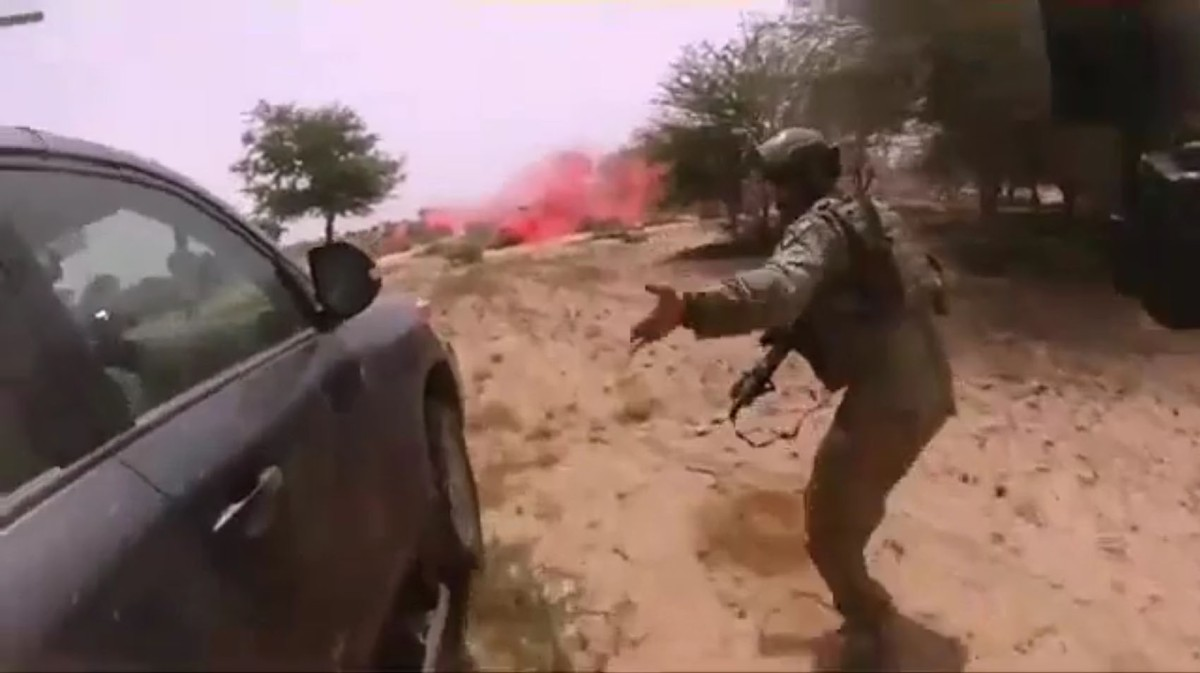 Islamic State video of Niger attack highlights vulnerability of U.S.troops