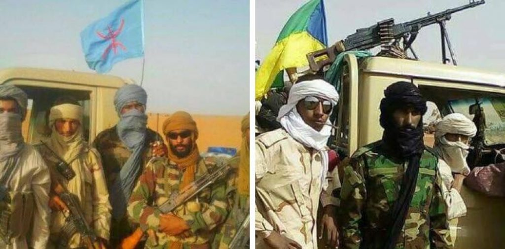 Mali – Tuareg militias again clash with Islamic State-loyal militants in northernMali