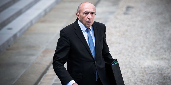 French Interior Minister Visits Algeria, Discusses Immigration, Organized Crime #Terrorism