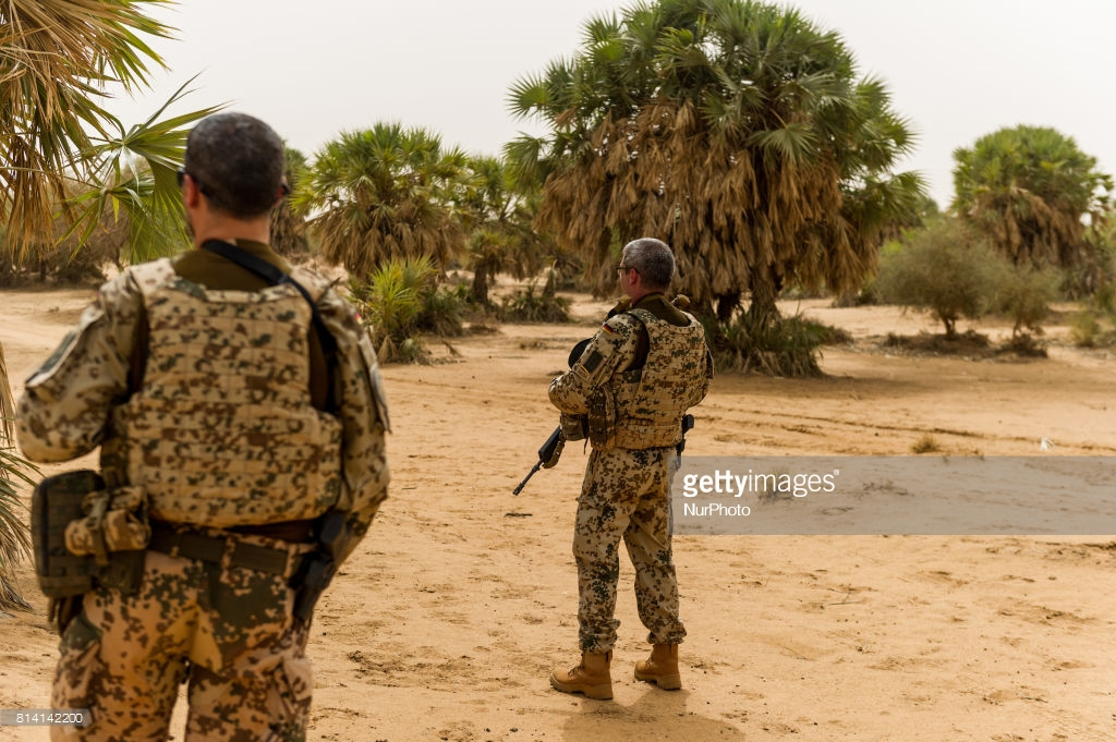 Mali/Military – German cabinet approves increase in troops for Afghanistan
