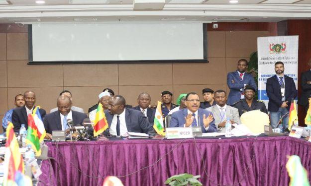 Niger – Rencontre à Niamey sur la migration – Déclaration conjointe suivant la réunion de coordination de la lutte contre le trafic illicite de migrants et la traite des êtreshumains