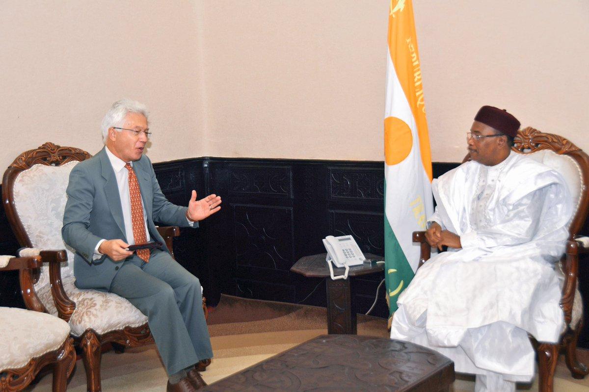 Niger/Allemagne : «Les militaires allemands présents au Niger n'ont aucune mission de lutte contre le terrorisme» (ambassadeur)#Mali