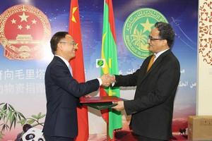 Mauritanie: La Chine assiste la Mauritanie pour le sommet del'UA