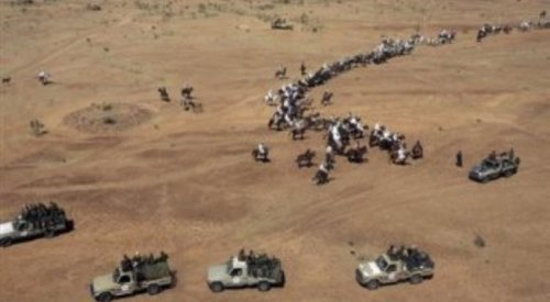 Sudan calls to support anti-terrorism efforts in #Sahel region