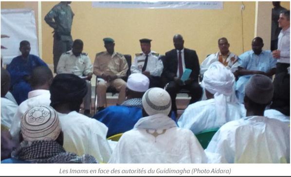 Mauritanie – Les Imams du Guidimagha à l'école de la Loi et de la Fatwa surl'esclavage