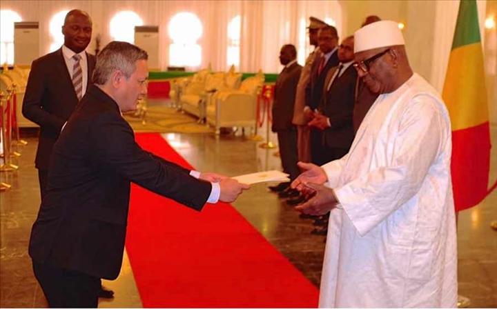 Mali – Le président malien souhaite renforcer la coopération multiforme avec leVietnam