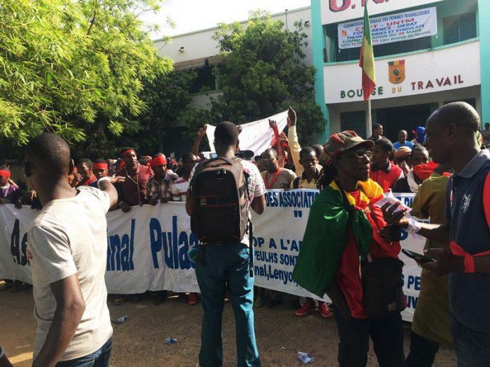 Mali – Conflit communautaire entre peulhs et dogons au Centre du pays : Les jeunes de l'association Tabital Pulaaku disent halte àl'amalgame