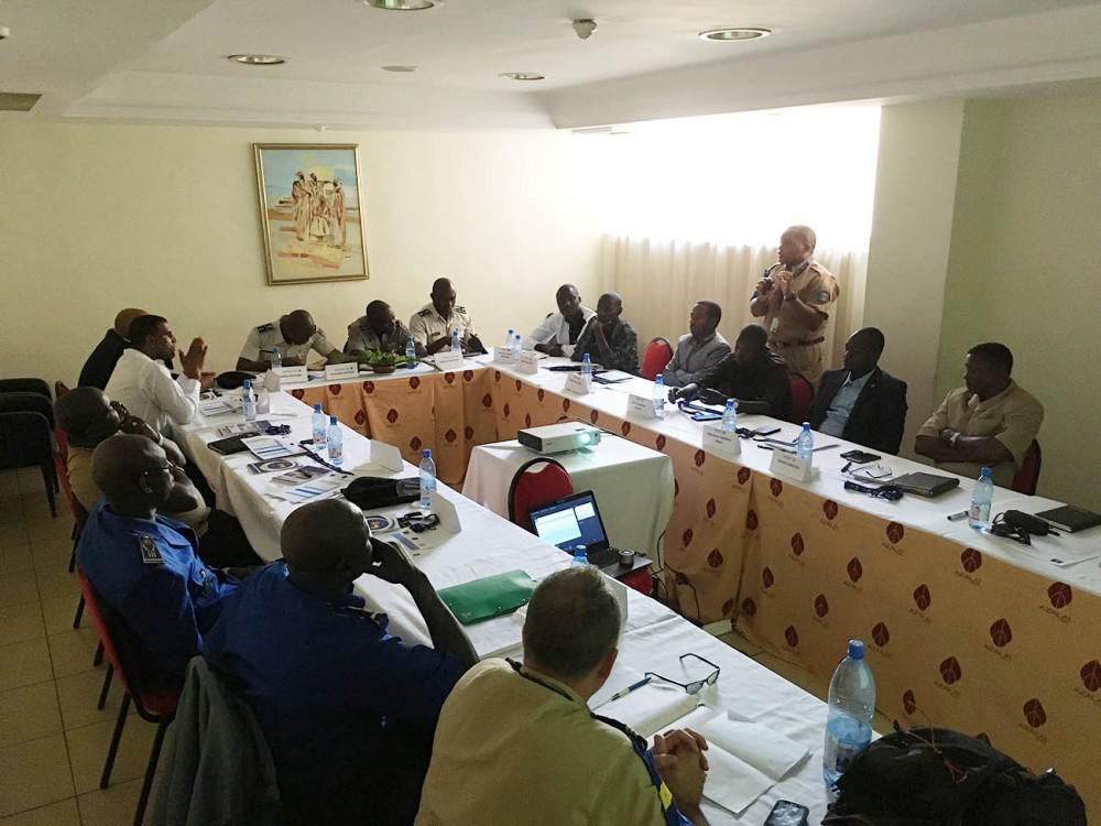Mali – First Joint Border Management Training for G5 SahelPolice