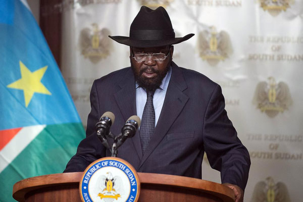South Sudan military chief, Finance minister fired