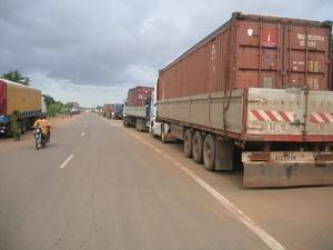 Mali – Corridor Dakar-Bamako : Vive tension entre transporteurs maliens etsénégalais