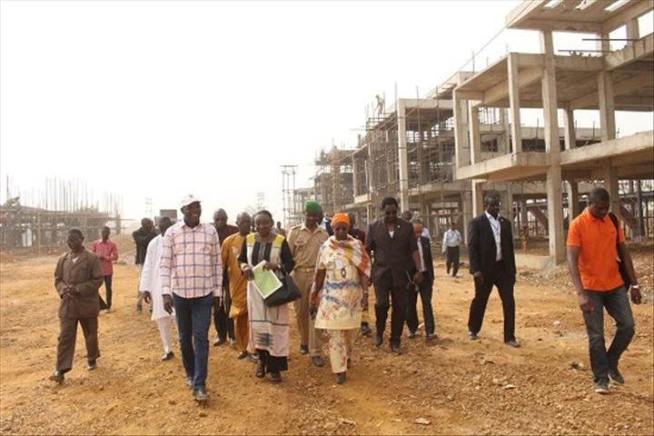 Niger – L'Agence UA Niger 2019 pas à pas sur les chantiers infrastructurels