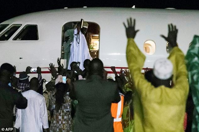 Gambia charges renegade generals withdesertion