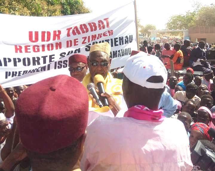 Niger/Zinder : importante mobilisation de soutien de la MRN et de l'APR au présidentIssoufou
