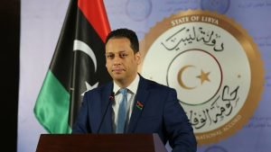 Libya – Geographic area of anti-terror operations is free from terrorists: Serrajspokesperson