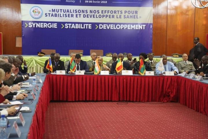 Niger/Russie – Le déplacement de la délégation du G5 Sahel àMoscou