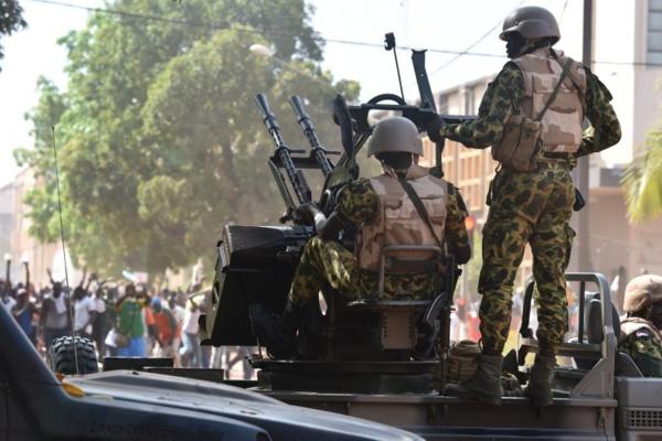 Le Burkina Faso veut intensifier la lutte contre leterrorisme