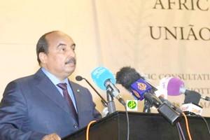 G5 Sahel : La Mauritanie a apprehendé trés tôt les dangers duterrorisme