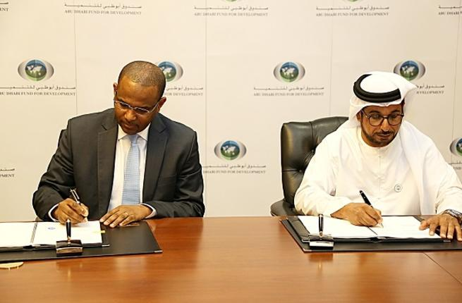 Mali / UAE – Abu Dhabi Fund for Development Extends Dh110 Million Loan to Government of Mali