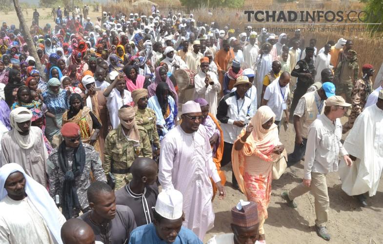 Lac Tchad : vers un plan de sécurité et de développement de larégion