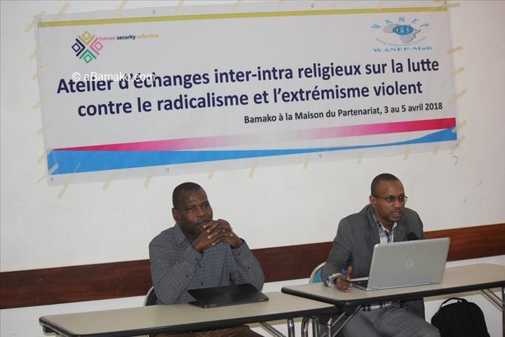Mali – Des learders religieux réfléchissent sur la prévention de l'extrémismeviolent