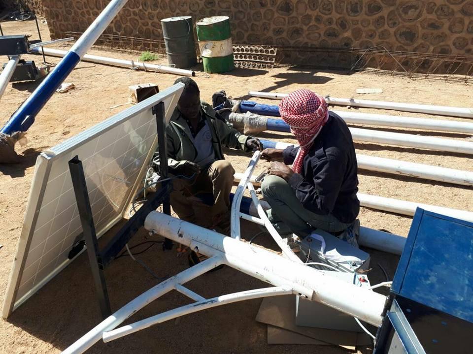 Mali – De l'Aide humanitaire et de la survie des populations dans la région deKidal