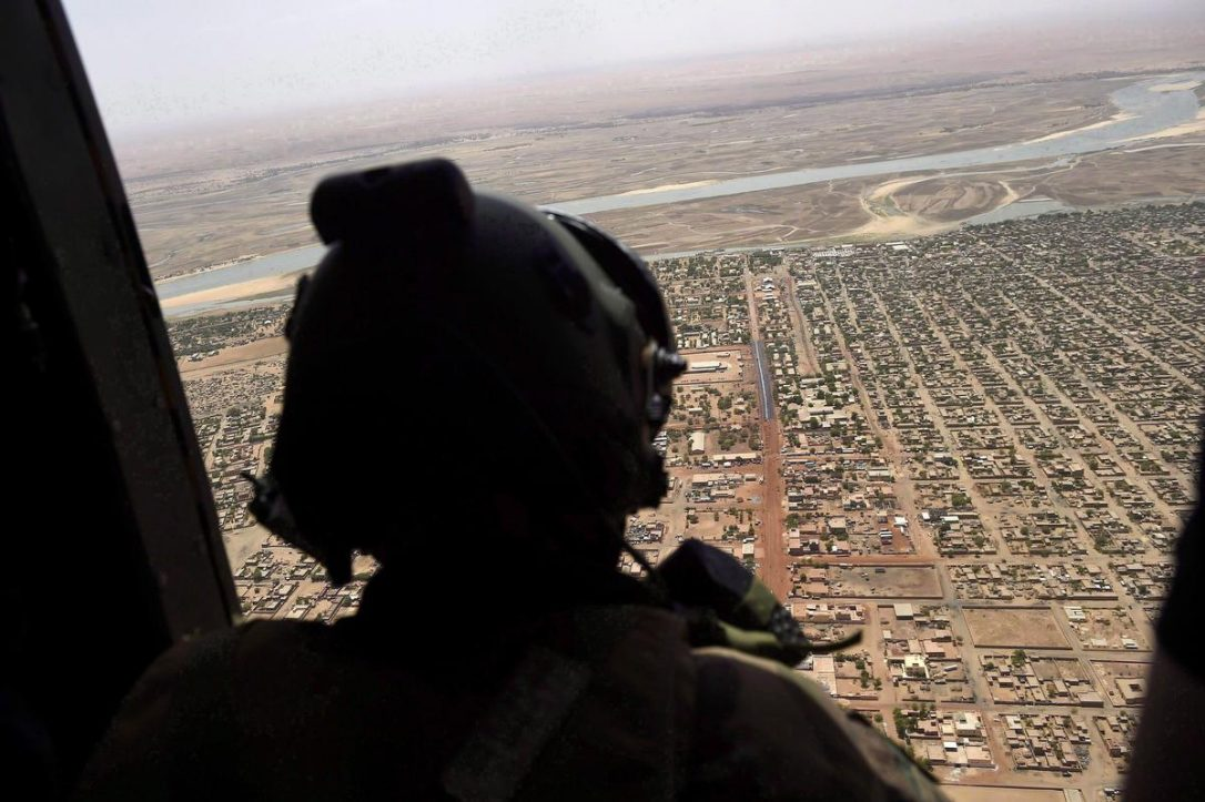 Mali – Canadian helicopters in Mali could be used to support multinational counterterrormission