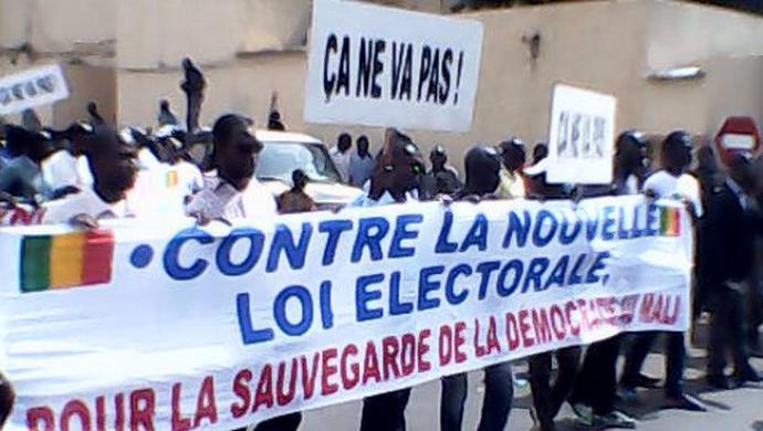 Mali – Edito : La loi électorale entre épines etracines