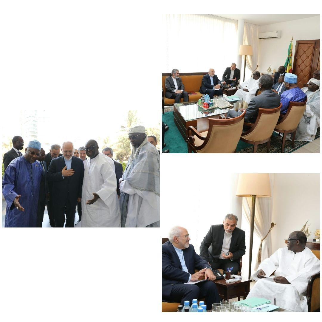Iran, Senegal call for cooperation on fightingextremism