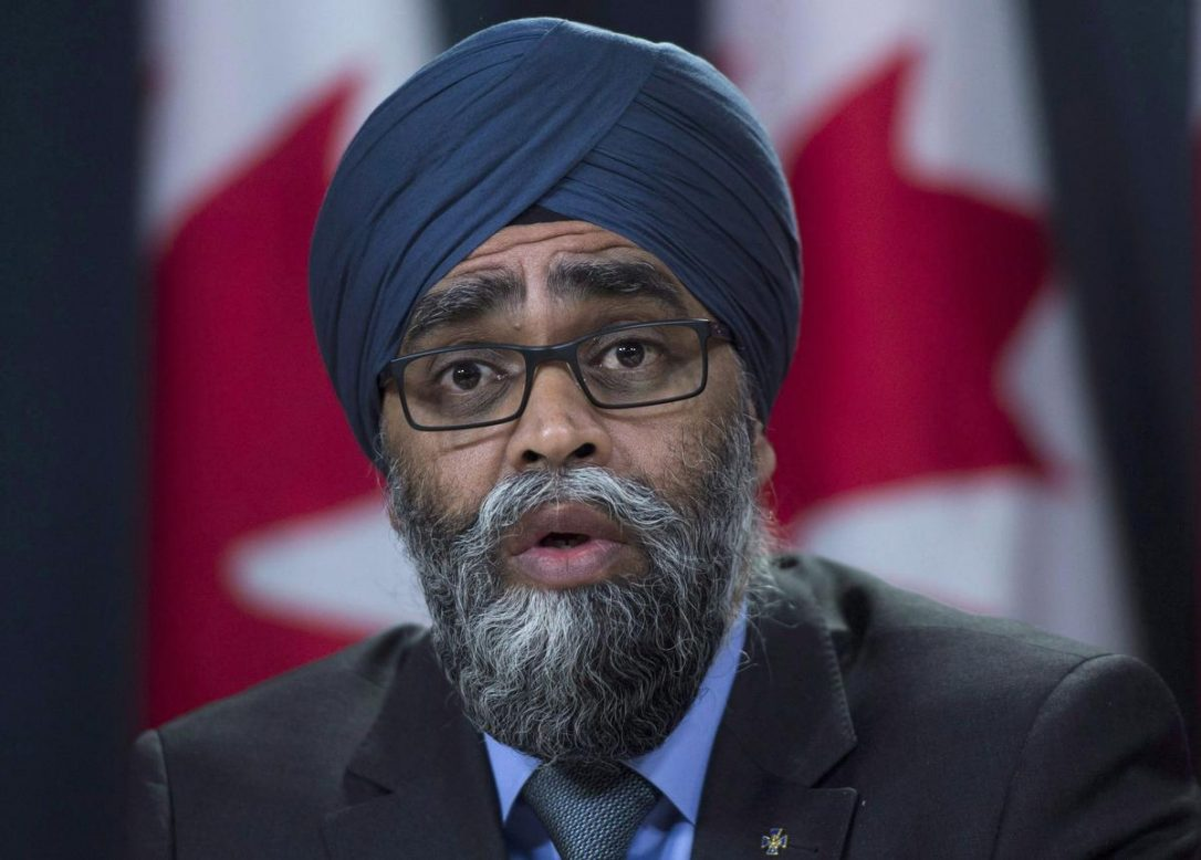 Mali/Canada – Canada already assisting counterterror force in #Mali, defence minister says