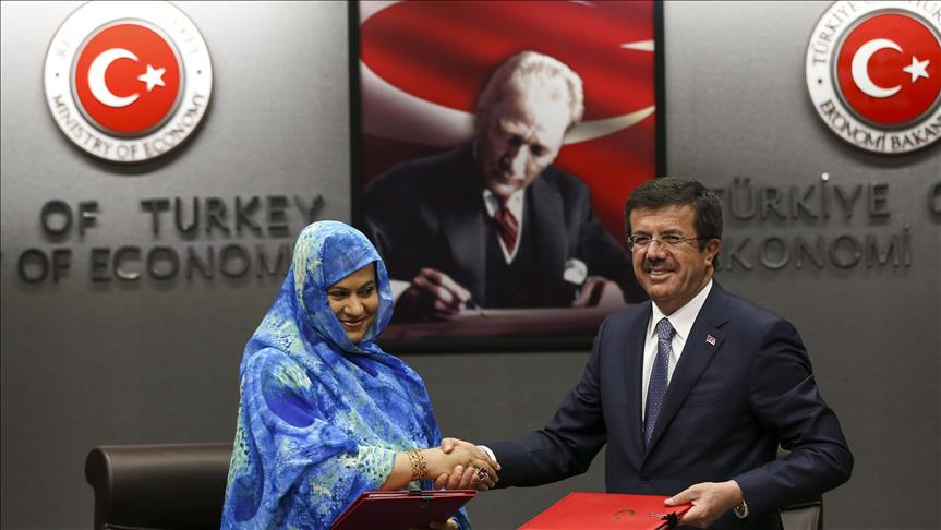 Turkey, Mauritania sign protocol on trade