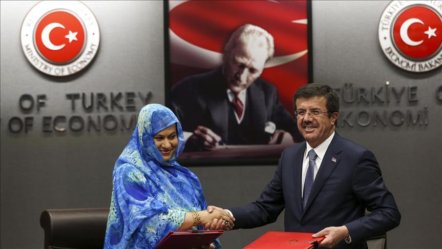 Turkey, Mauritania sign protocol ontrade