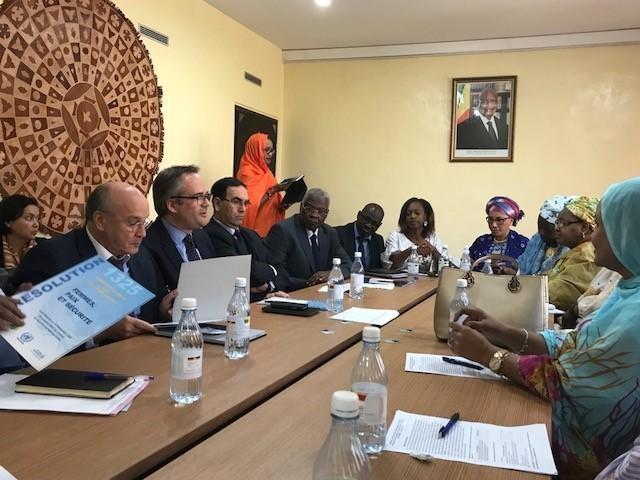 Mali – Mise en œuvre de l'Accord de paix : Concertation sur les questions de défense et desécurité