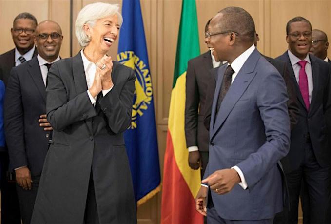 Bénin: deux ans à l'épreuve du pouvoir, quel bilan pour PatriceTalon?
