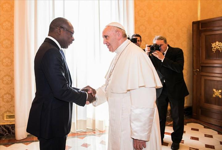 Bénin – Patrice Talon soucieux d'éviter des ''affrontements'' religieux auBénin