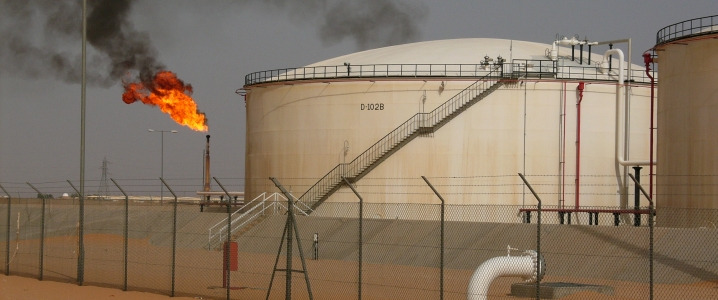 Terrorist Attacks Un Libya's Oil Crescent Raises Security Alert