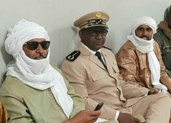 Mali / Ménaka – Rencontre entre le MSA, le Général Gamou et le Gouverneur deMénaka