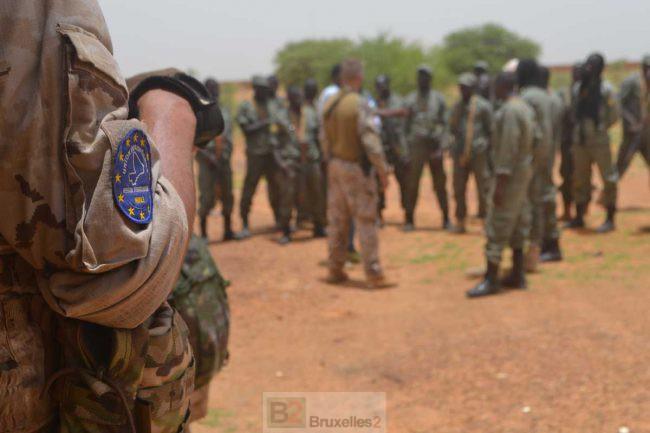 Mali – Communiqué EUTM-Mali – Décès d'un militaire espagnol dans une mission opérationnelle à 40 Km deSévaré