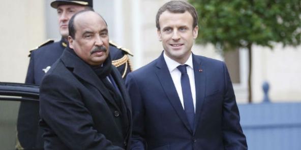 Mauritanie/France –  Emmanuel Macron sera au sommet de l'UA enMauritanie