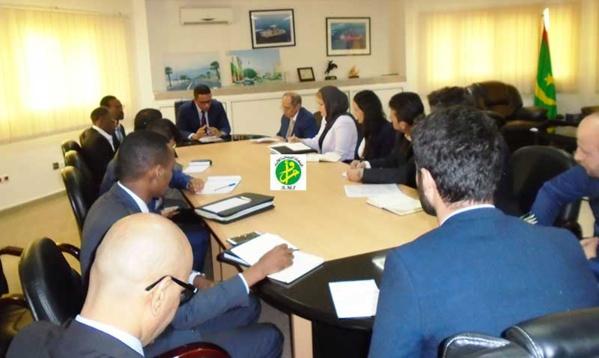Mauritanie/Turquie – Le ministre du Pétrole reçoit une missionturque