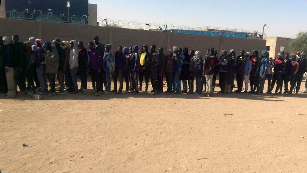 Niger/Sudan – Niger sends Sudanese refugees back to Libya (Exclusive IRIN)