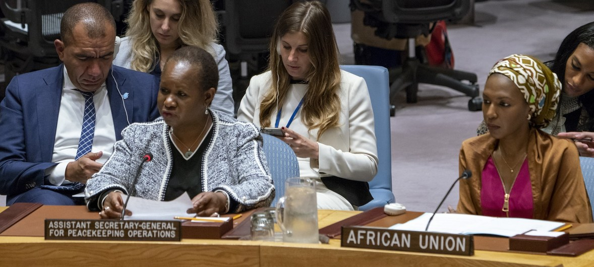 Peace and security challenges in Africa's Sahel region require 'holistic approach', says UN official#G5Sahel