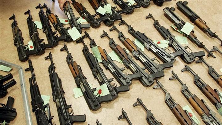 Mali – Centre du pays : une centaine d'armes létales saisies par les autorités depuis le mois d'avril 2018(Communiqué)