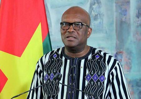 Burkina – Le président burkinabè parle d'une «montée en puissance» de son armée contre leterrorisme