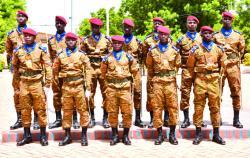 Burkina – Forces armées nationales : 12 nouveaux officiers spécialistes dans lesrangs