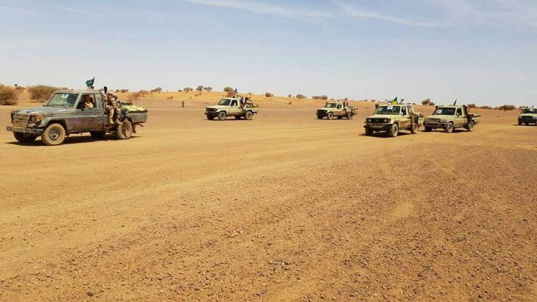 Tuareg alliance claims more operations against ISGS in northern Mali
