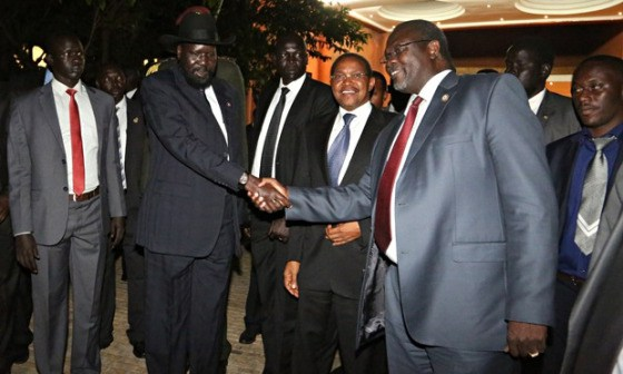 "Mauritania – South Sudan Leaders, Kiir and Machar Set To Meet in Sudan and Mauritania ""Soon"""