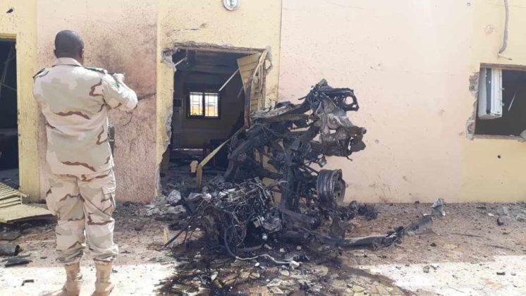 Mali – Six morts dans l'attaque contre le QG de la force du G5 Sahel au Mali (sourcehospitalière)
