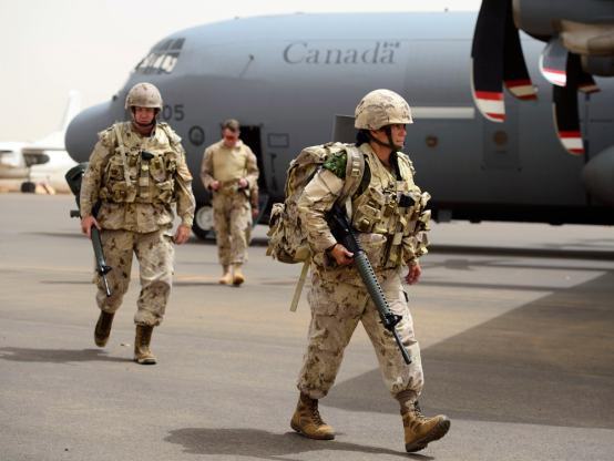 Mali – Canadian peacekeepers arriving in Mali warned of isolation, weather, and UN red tape