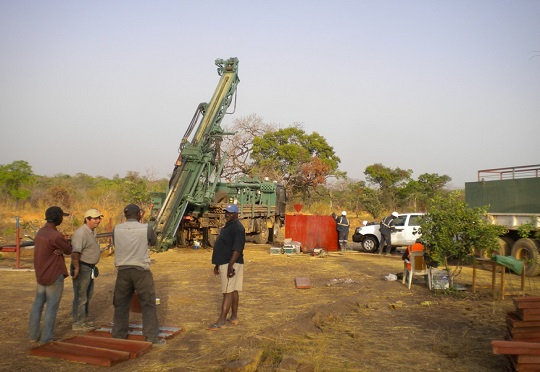 #Mali – African Gold Group commences drilling program at Kobada