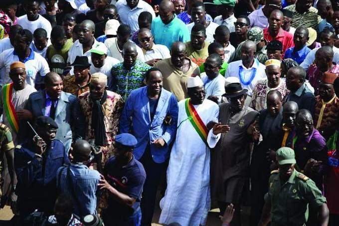 Mali /Élections – Bamako-Kayes-Sikasso-Ségou-diaspora : Marche synchronisée dans plusieurs villes du Mali et del'extérieur